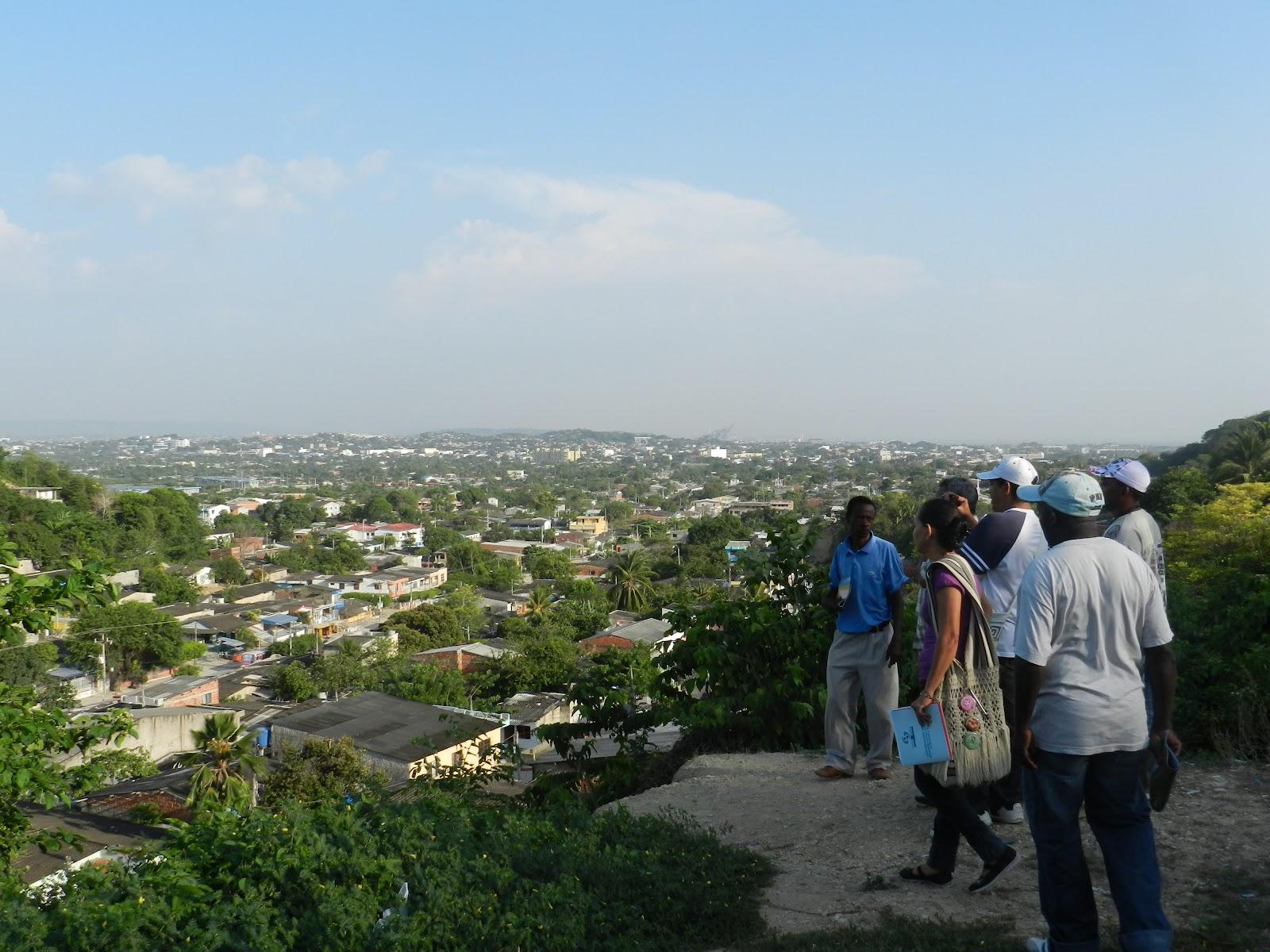 Segregación Socio-Espacial en Cartagena