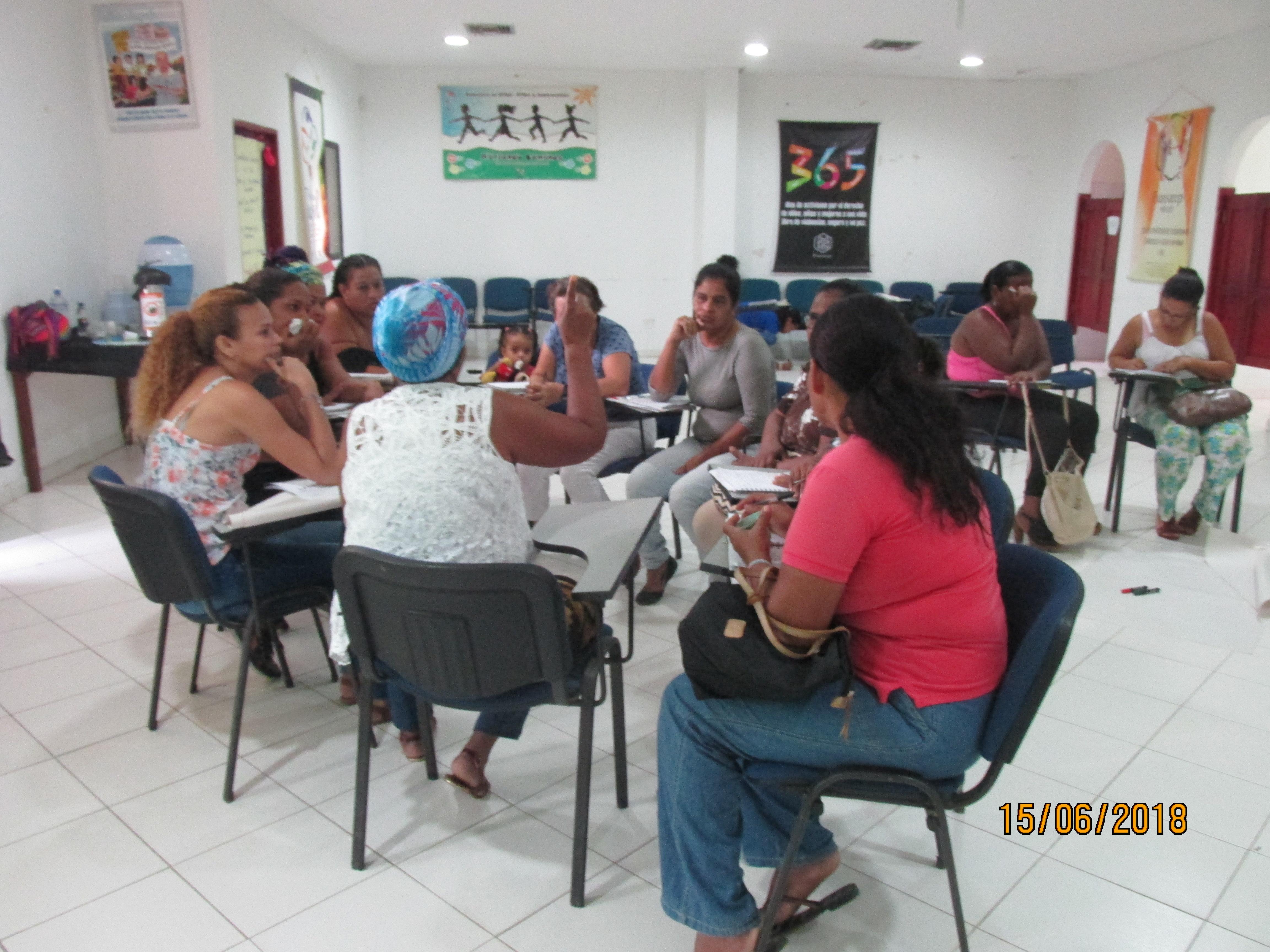 Curso: Mujeres Populares Pensando El Desarrollo