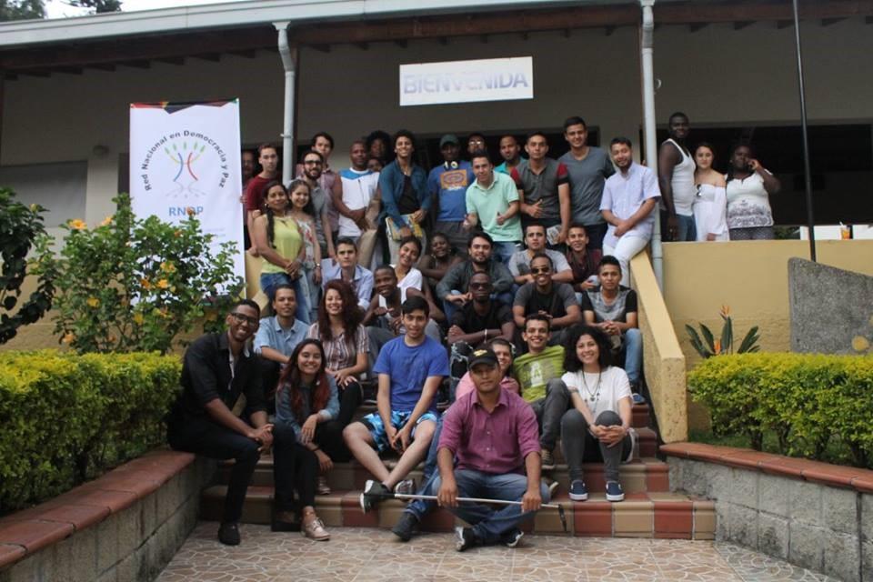 Informe sobre la participación en el V Encuentro Juvenil Nacional de la RNDP