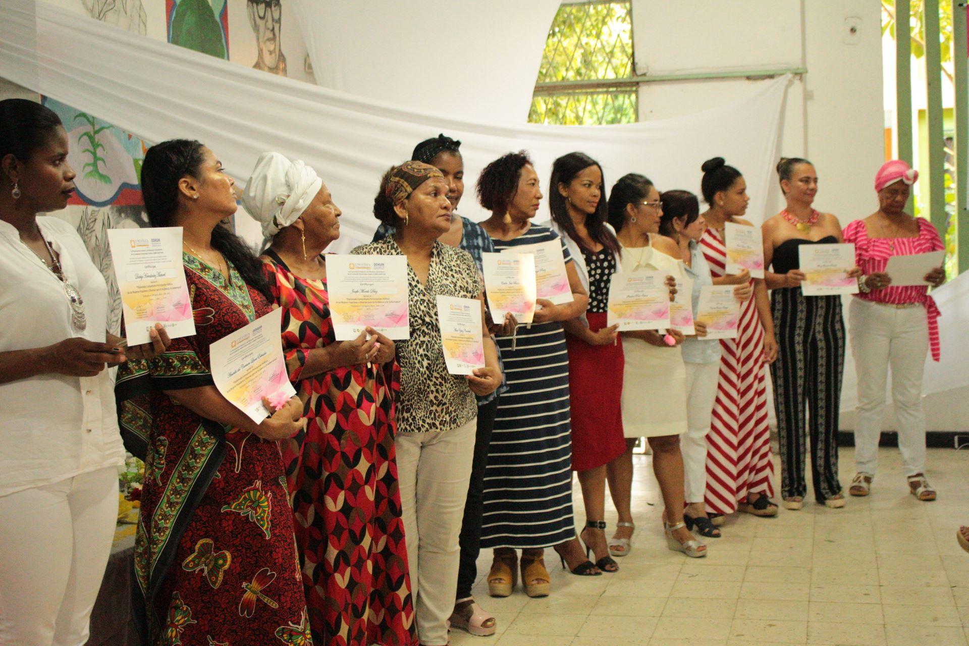 Mujeres populares para la incidencia y la gobernanza local.