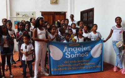 Ángeles somos en el Museo Histórico de Cartagena